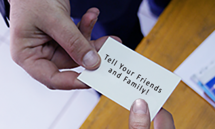 Three Easy Ways To Improve Referrals