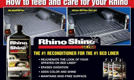Give Your Customers the Rhino Shine™  Ultra Treatment
