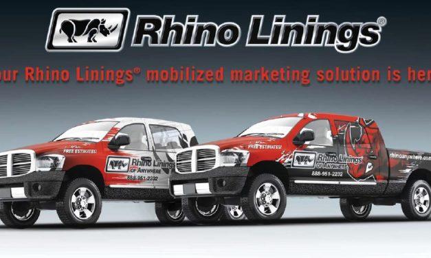 Final Rhino Linings Truck Wrap Winners