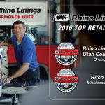 Rhino Linings Top Performers of 2016