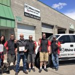 Featured Applicator of the Year – Rhino Linings of Utah County