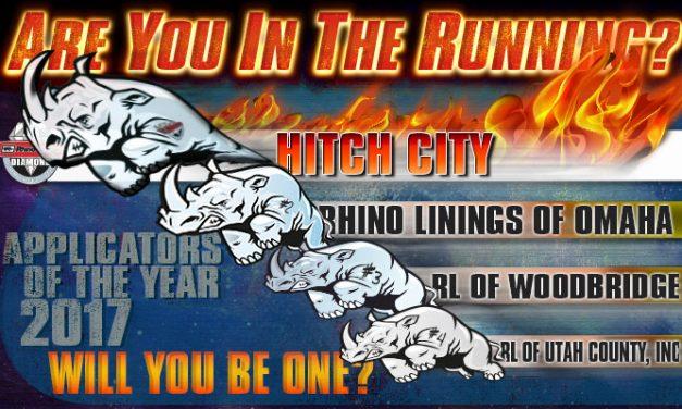 Running Rhino's July 2017