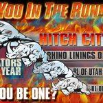 Rhino's in the Running – September