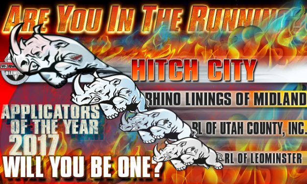Rhino's in the Running – September