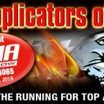 Top Applicators – October 2019