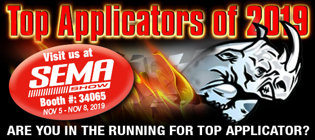 Top Applicators – October 2019