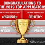 Top Applicators – 2019