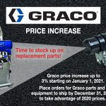 Graco Price Increase – Order Now to Save
