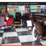 Color Flake and Quarts Systems – New Flyer