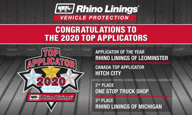 Top Applicators 2020